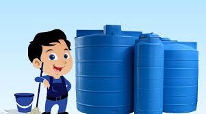 كيفية تنظيف خزانات المياه البلاستكية