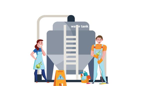 شركة تنظيف خزانات بخليص 0540505502 معتمدة